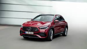 2020 Mercedes-AMG GLA 35 4Matic debuts with 310PS and 400Nm