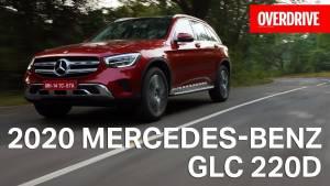 2020 Mercedes-Benz GLC 220d - Road Test