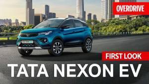 2020 Tata Nexon EV First Look