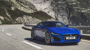 2021 Jaguar F-Type gets styling updates and new engine options