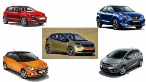 Spec Comparo: Tata Altroz vs Hyundai Elite i20 vs Volkswagen Polo vs Honda Jazz vs Maruti Suzuki Baleno