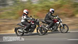 Comparison test: Honda CB300R vs Benelli Leoncino 250