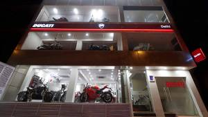 Ducati India inaugurates a new dealership in New Delhi