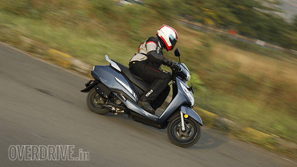 Honda Activa 125 Fi BSVI Road Test Review OVERDRIVE