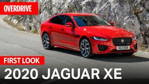 2020 Jaguar XE   Design, features, specifications and price
