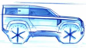 Tata and Land Rover are co-developing a compact SUV, likely to be called Defender Sport
