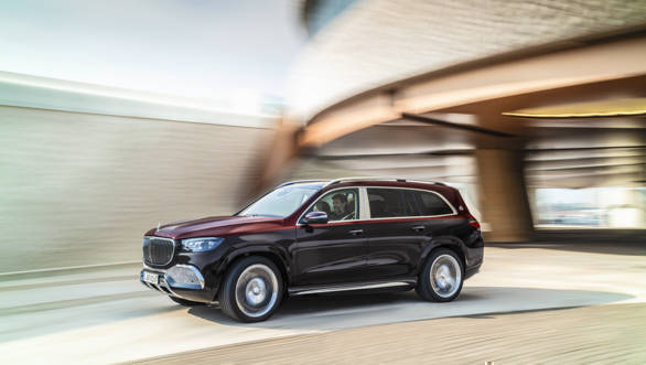 Mercedes Maybach Gls 600 Suv Unveiled Everything That You Should Know Overdrive