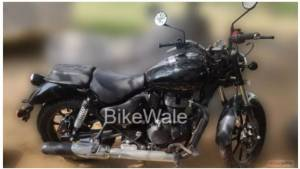 Next-Gen Royal Enfield Thunderbird spotted in production-ready guise