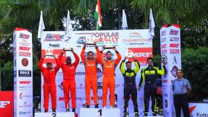 INRC 2019: Gaurav Gill wins Popular Rally, Chetan Shivram crowned champion