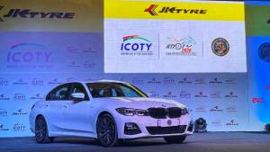 BMW 3 Series (G20) wins the Premium Car Award 2020 by ICOTY