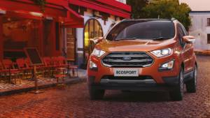 Next-generation Ford Ecosport SUV to get Mahindra's mStallion petrol engine