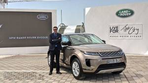 2020 Range Rover Evoque launched in India at Rs 54.94 lakh