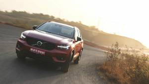 2020 Volvo XC40 T4 R-Design petrol first drive review