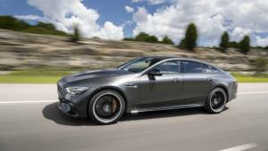 2020 Mercedes-AMG GT 4-door coupe to be showcased at 2020 Auto Expo