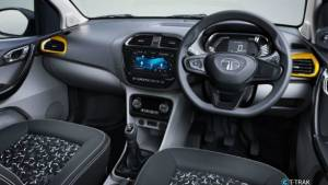 Upcoming Tata Tiago and Tigor facelift interiors leaked ahead of debut