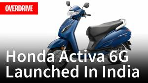 Honda Activa 6G Launched In India
