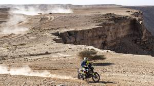 Dakar 2020: Sherco TVS Racing's Adrien Metge moves to 12th overall after Stage 9