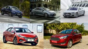 Cars coming to India in 2020: Sedans