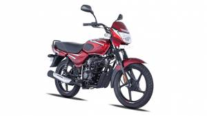 BSVI Bajaj CT and Platina priced at Rs 40,794 and Rs 47,264 respectively