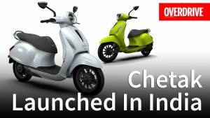 Chetak Launched In India