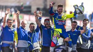 Dakar 2020: Sherco TVS Racing's Adrien Metge ends the rally 12th overall