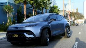CES 2020: Fisker Ocean electric SUV debuts with a solar roof