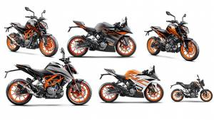 KTM India launches its entire BSVI Duke and RC line-up - engines, prices and specifications here