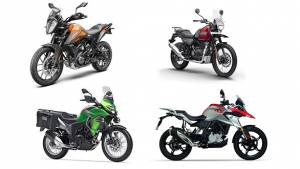 Spec Comparo: KTM 390 Adventure vs Royal Enfield Himalayan vs BMW G310 GS vs Kawasaki Versys-X 300
