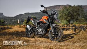 KTM India offering 95 per cent finance and EMI of Rs.6999 on 390 Adventure