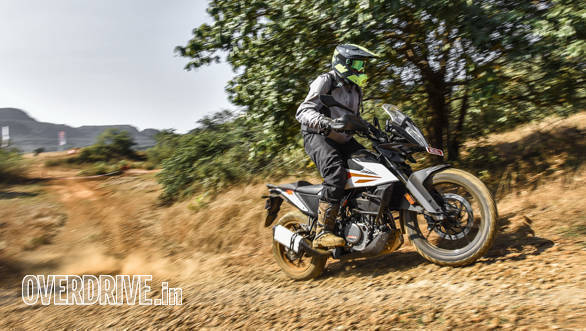 2020 KTM 390 Adventure first ride review