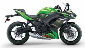 2020 Kawasaki Ninja 650 BS VI launched in India at Rs 6.24 lakh
