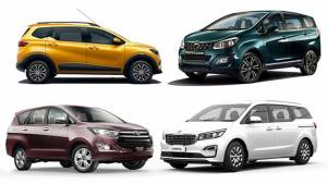 Cars coming to India in 2020: MPVs