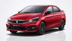 BSVI Maruti Suzuki Ciaz S launched in India for Rs 10.08 lakh