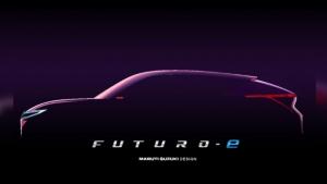 Auto Expo 2020: Maruti Suzuki teases the Futuro-E EV concept