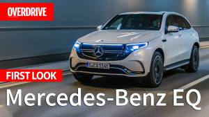 Mercedes-Benz EQ Launched In India