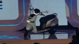 TVS iQube electric scooter launched in India at Rs 1.15 lakh, on-road