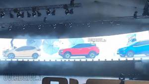 Auto Expo 2020: BSVI Tata Harrier SUV teased - likely to get a panoramic sunroof