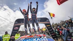 WRC 2020: Thierry Neuville wins season-opening Monte Carlo Rally