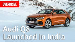 Audi Q8 Launched In India