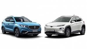 Spec and Price Comparo : MG ZS Electric Vehicle vs Hyundai Kona