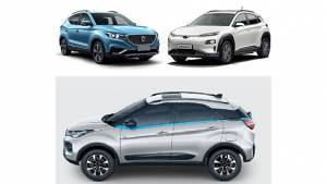 Spec and Price Comparo: Tata Nexon EV vs MG ZS EV vs Hyundai Kona