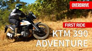 KTM 390 Adventure - First Ride Review