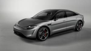 CES 2020: Sony enters the EV race with the Vision-S