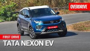 Tata Nexon EV | First Drive Review