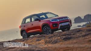 2020 Maruti Suzuki Vitara Brezza petrol first drive review