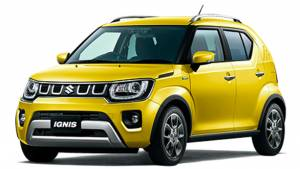 2020 Maruti Suzuki Ignis sports a more rugged design