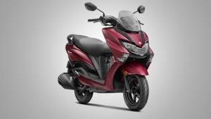 BSVI Suzuki Burgman Street launched in India at Rs 77,900