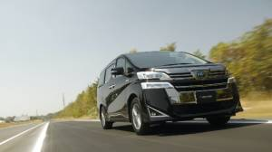 2020 Toyota Vellfire MPV launched in India at Rs 79.5 lakh ex-showroom