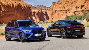 BMW X5M and X6M performance SUVs to launch in India by September 2020