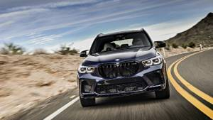 Image gallery: 2020 BMW X5 M Competition